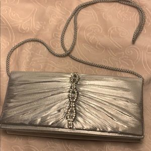 No Label Evening Purse with Bling